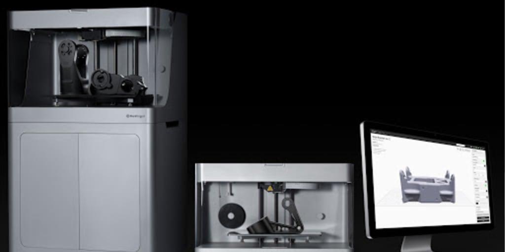 jenis printer markforged