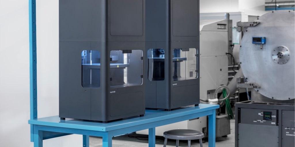 printer metal markforged